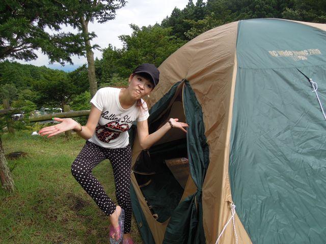 楽しかったキャンプ1日目 前半_a0239065_16295089.jpg