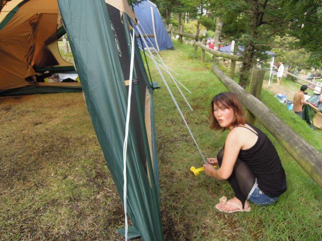 楽しかったキャンプ1日目 前半_a0239065_16322921.jpg