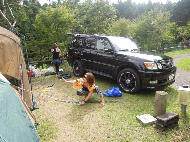 楽しかったキャンプ1日目 前半_a0239065_16551883.jpg