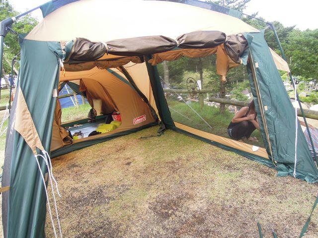 楽しかったキャンプ1日目 前半_a0239065_1721948.jpg
