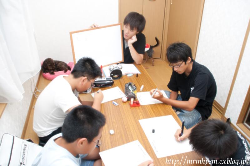かりん学習塾の最近の様子_b0123371_21163037.jpg