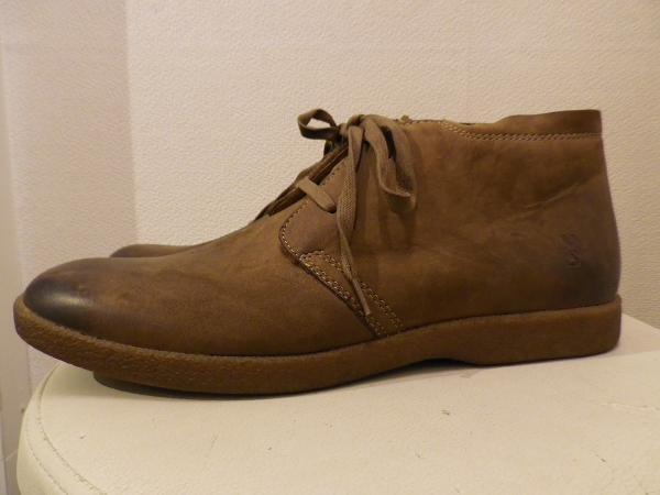 ~進化系 Desert Boots~_a0141274_15524185.jpg