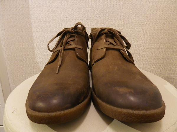 ~進化系 Desert Boots~_a0141274_15572961.jpg
