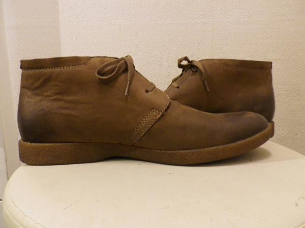 ~進化系 Desert Boots~_a0141274_1559650.jpg