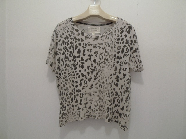 CURRENT/ELLIOTT FRESHMAN TEE GREY LEOPARD_f0111683_122592.jpg