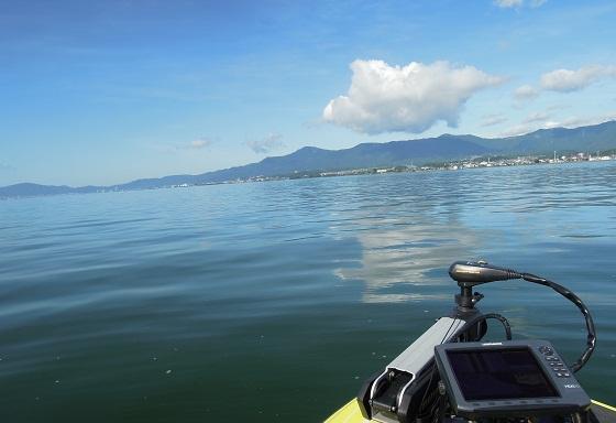 8月16日 琵琶湖ガイド。_f0135385_152549.jpg