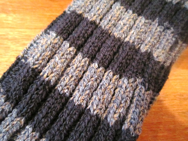 "Jackman ""Re Yarn Socks\"" ご紹介_f0191324_17215510.jpg"