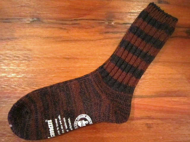 "Jackman ""Re Yarn Socks\"" ご紹介_f0191324_17224128.jpg"