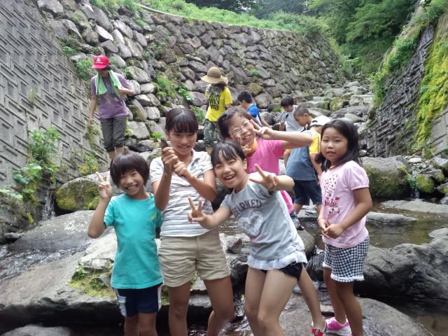 サマーキャンプ2日目!_f0101226_1592577.jpg