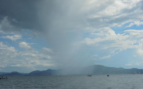 8月19日 琵琶湖ガイド。_f0135385_0483998.jpg