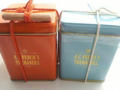 最近の紅茶 A.C.PERCH\'Sとロイヤルコペンハーゲン_e0139694_012569.jpg
