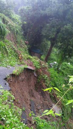 今年の梅雨の豪雨の影響。_f0018099_220529.jpg