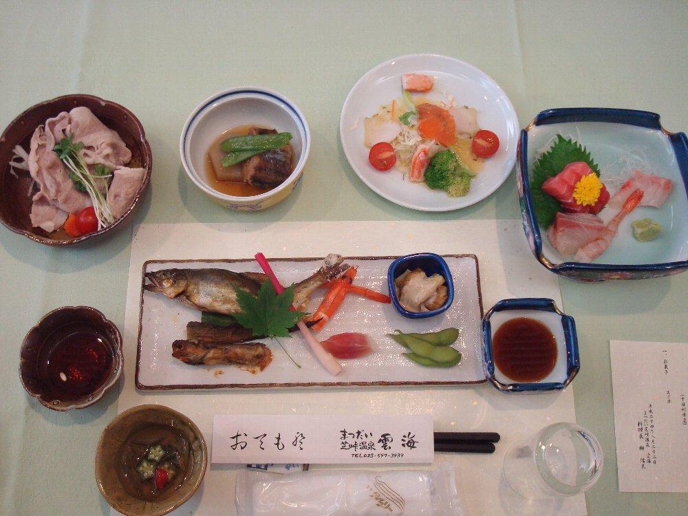 芝峠温泉 雲海と親戚廻り_e0087201_2159762.jpg