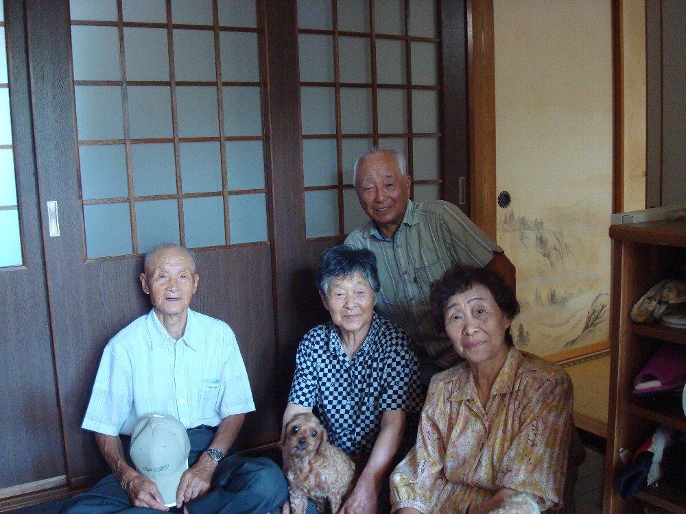 芝峠温泉 雲海と親戚廻り_e0087201_229148.jpg
