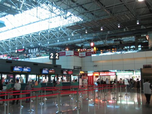 マイレージで行く台北の旅・帰国です~!_b0093515_722456.jpg
