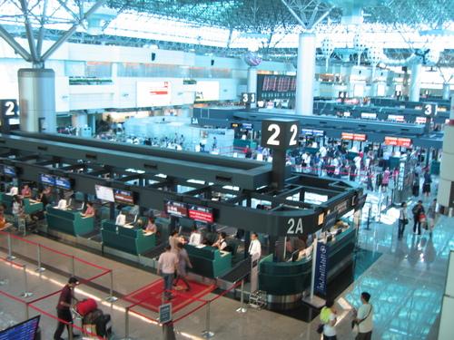 マイレージで行く台北の旅・帰国です~!_b0093515_7251950.jpg