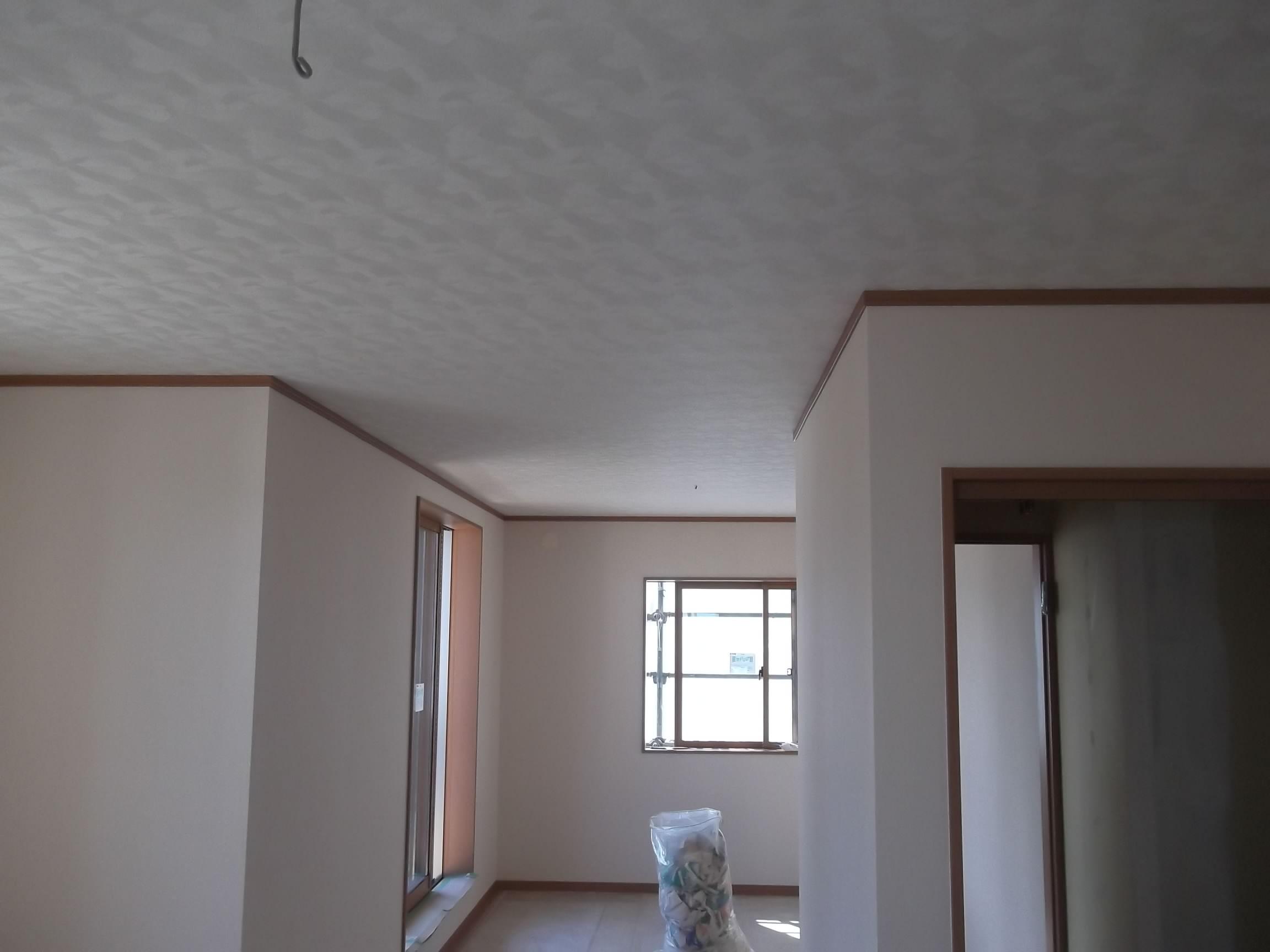 山形村 O邸新築工事 進行状況_c0218716_1872960.jpg