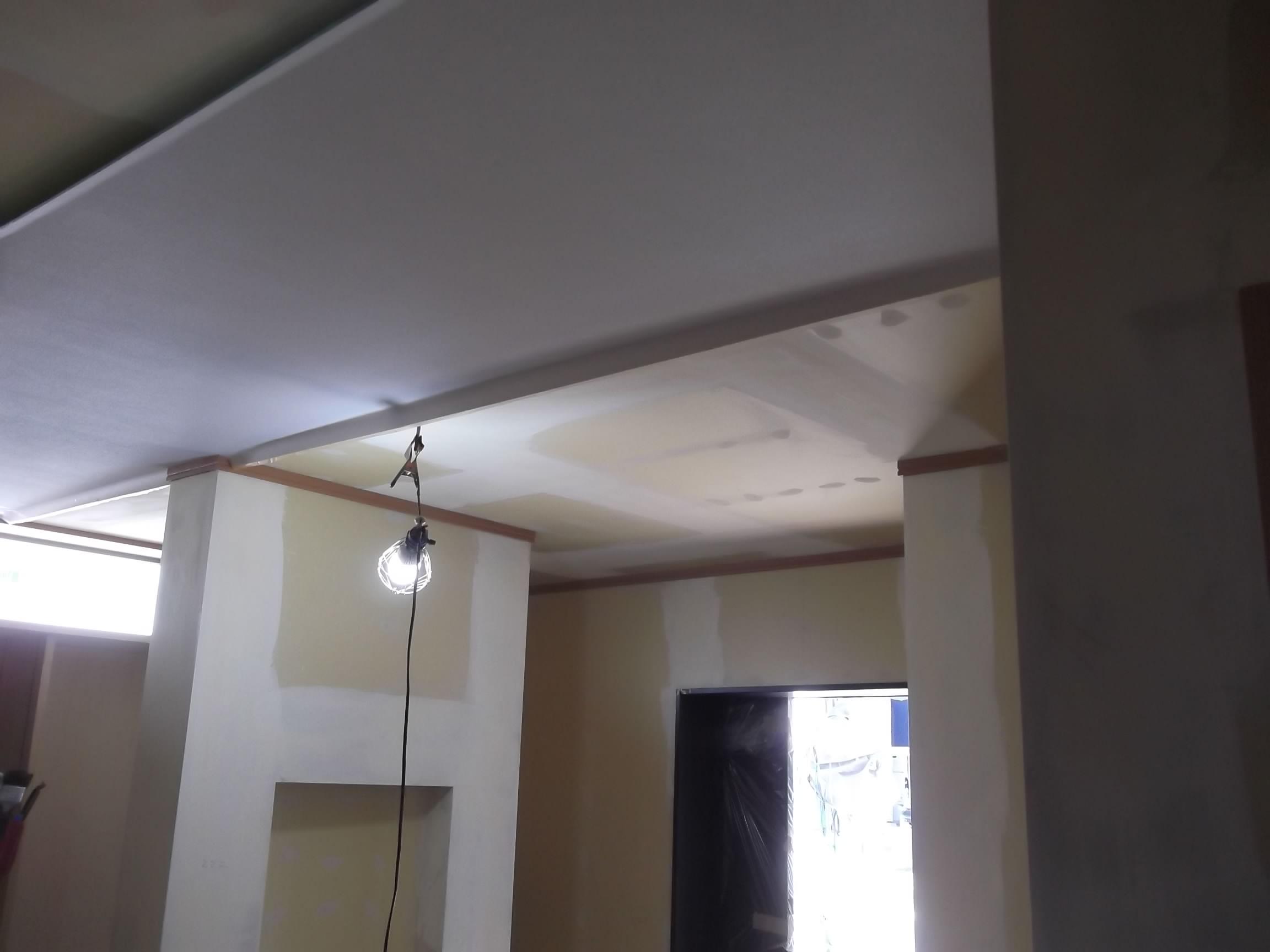 山形村 O邸新築工事 進行状況_c0218716_1875180.jpg