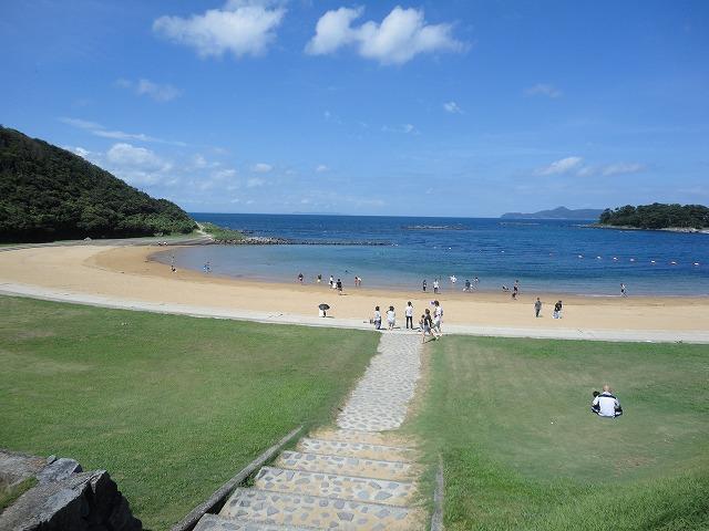 夏の思い出、手をつないで、、、歩いた海岸線_a0110720_12552830.jpg