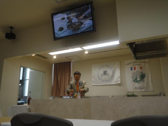 フランス料理文化センター主催料理講習会_c0220838_16325762.jpg