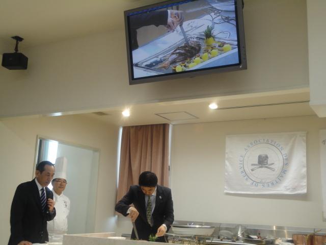 フランス料理文化センター主催料理講習会_c0220838_1642396.jpg