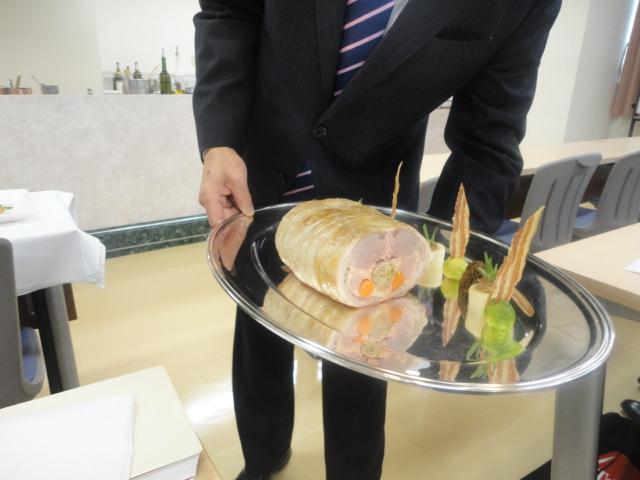 フランス料理文化センター主催料理講習会_c0220838_16461992.jpg