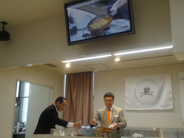 フランス料理文化センター主催料理講習会_c0220838_16502988.jpg
