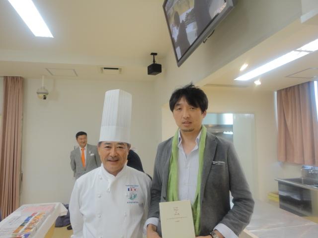 フランス料理文化センター主催料理講習会_c0220838_16584100.jpg