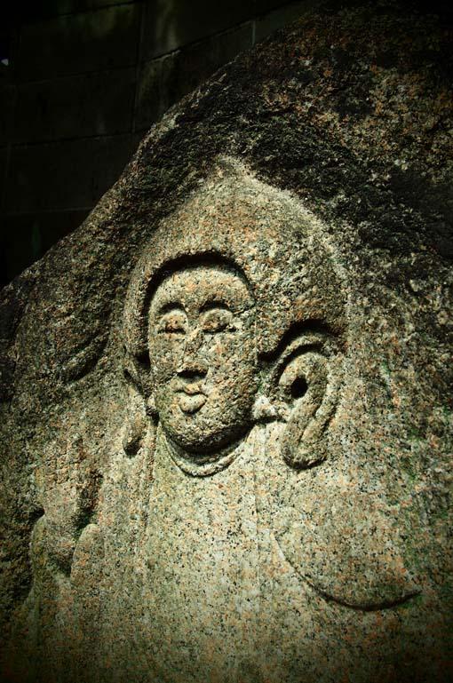 善導寺の石仏-Ⅳ                  京都市・中京区_d0149245_23234540.jpg