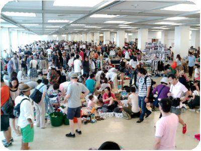 MOTTAINAIフリーマーケット開催報告@五反田_e0105047_18175439.jpg