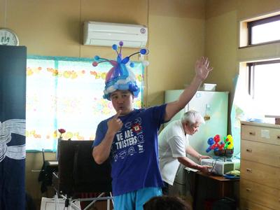 「5周年感謝パーティー」を開催いたました。_c0214657_14303521.jpg