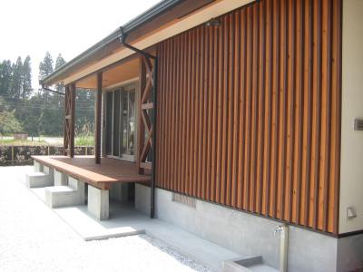 飫肥杉モデル住宅 いよいよ着工!_f0138874_1625583.jpg
