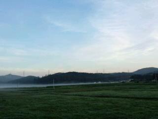 川内村の極上の朝!_d0027486_5513289.jpg
