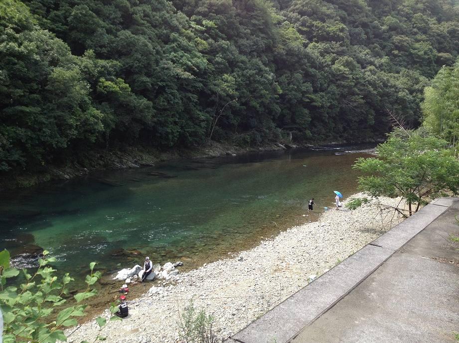 北川へ~初泳ぎ♪_b0135889_14252814.jpg