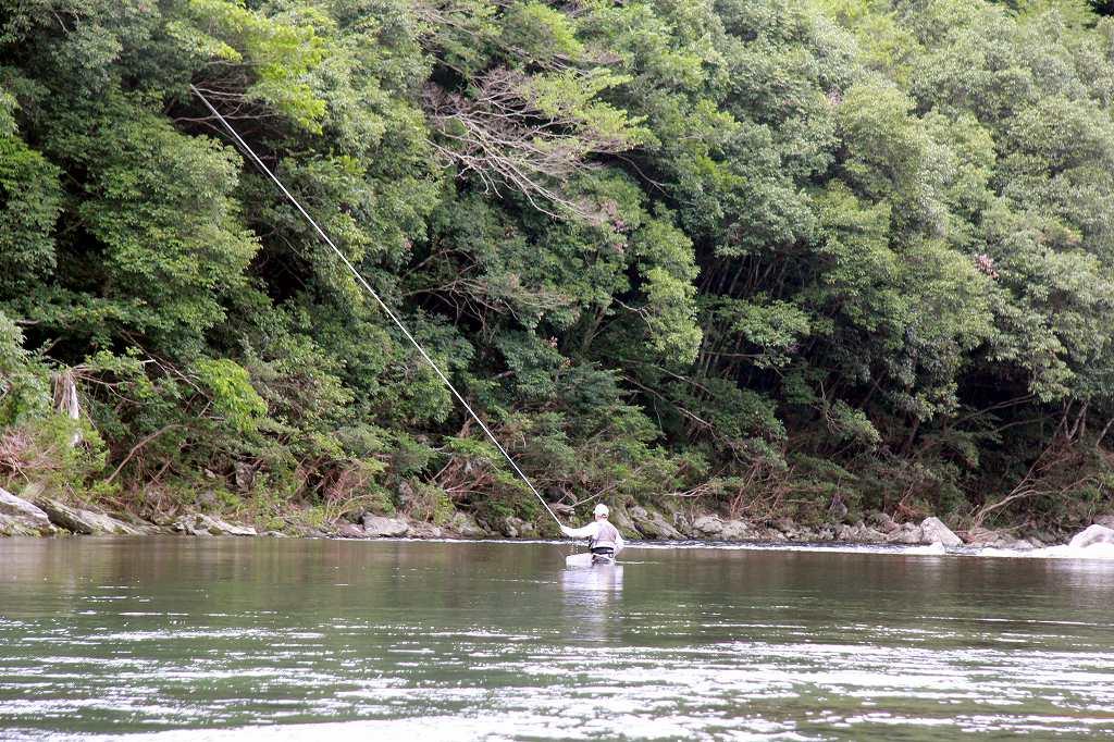 北川へ~初泳ぎ♪_b0135889_14305158.jpg