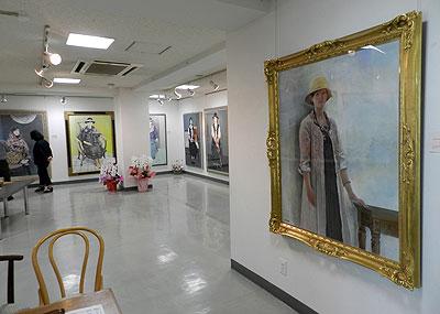 〜8/28 渡邊裕公 絵画展_f0106896_11295816.jpg