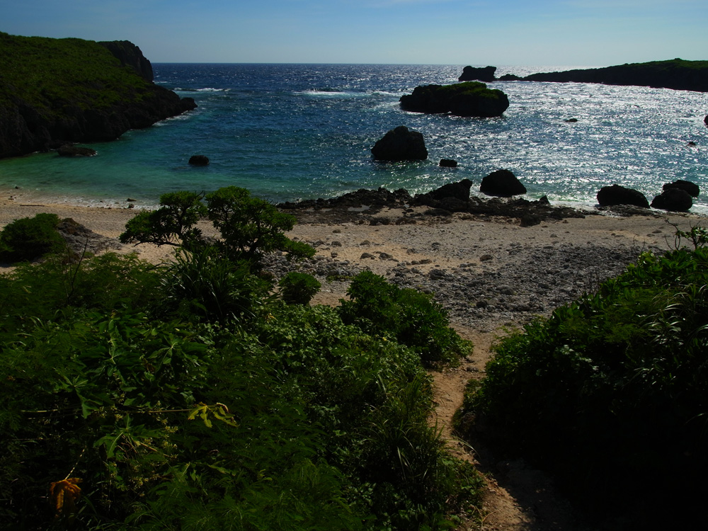 無人のビーチ_e0004009_04021.jpg