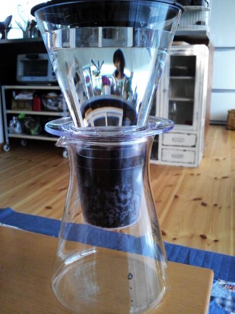 水出しコーヒー♪_b0093515_7443730.jpg