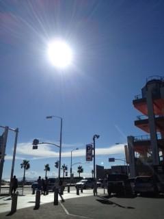 江ノ島の太陽_d0092240_17203737.jpg