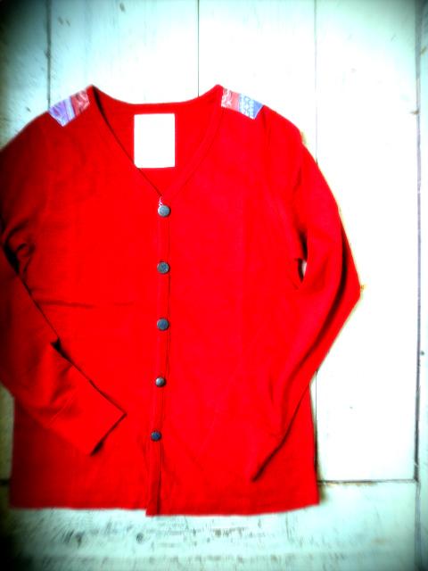 『赤を羽織る』_a0117545_1563517.jpg