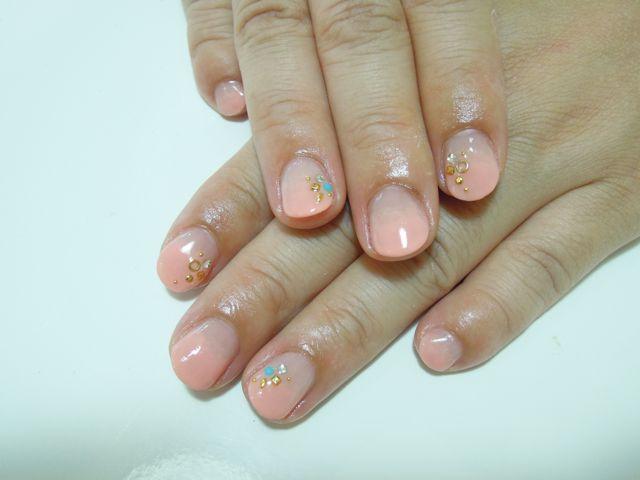 Pickup Nail〜Pink_a0239065_1933166.jpg