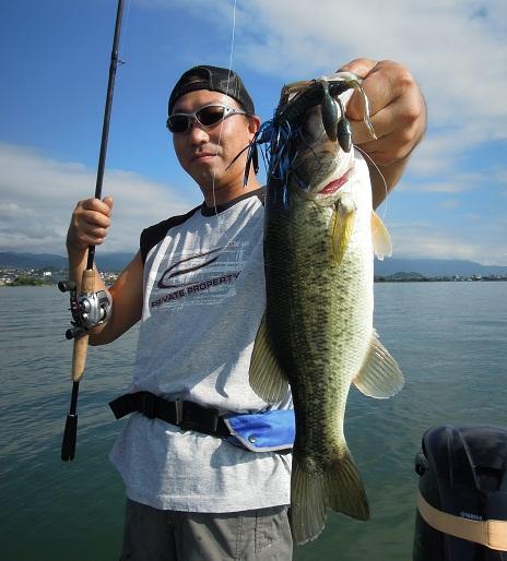 8月24日 琵琶湖ガイド。_f0135385_2384288.jpg