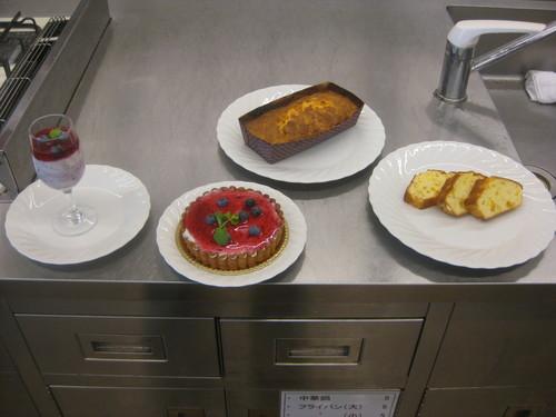 本日、T.YOKOGAWA 横川パティシエによるケーキ教室開催!_a0242500_1775858.jpg