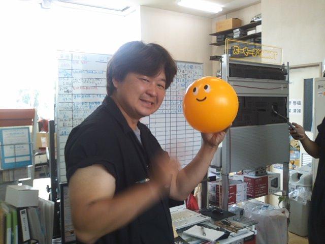 ランクルトミー札幌店(^o^)朝礼Good&NEW_b0127002_8592055.jpg