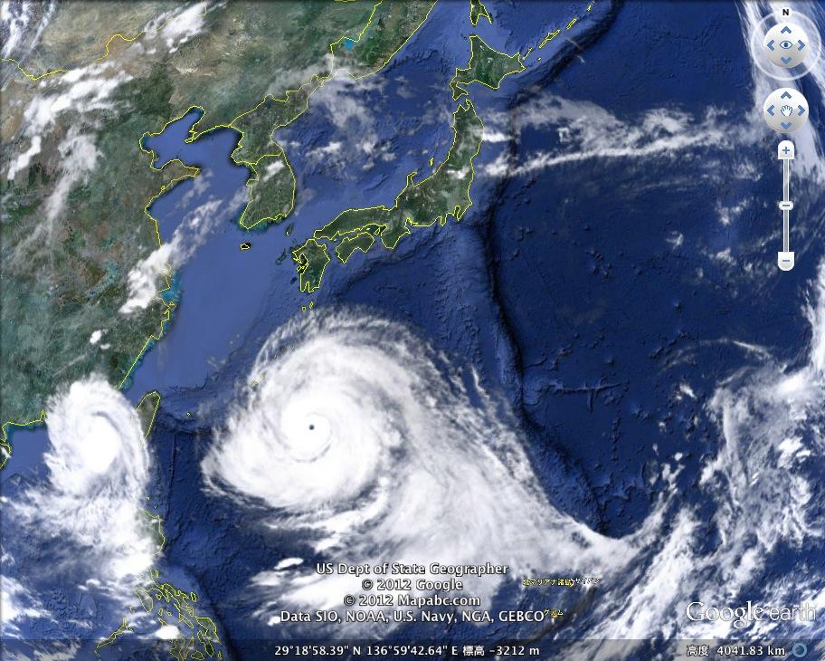 朝鮮半島に台風15号ボラヴェンが襲う!?:やはり神様がいるのか?_e0171614_19293231.jpg