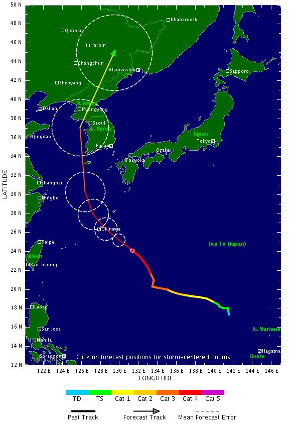 朝鮮半島に台風15号ボラヴェンが襲う!?:やはり神様がいるのか?_e0171614_19294011.png