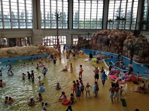 Tsurumi ryokuchi pool mac gis for Tsurumi ryokuchi swimming pool