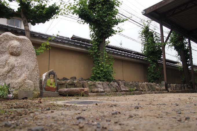 壬生寺の石仏-Ⅱ                   京都市・中京区_d0149245_2305787.jpg