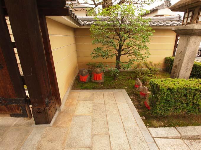 壬生寺の石仏-Ⅱ                   京都市・中京区_d0149245_2312077.jpg