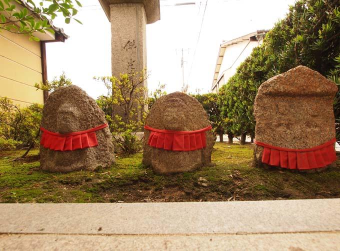 壬生寺の石仏-Ⅱ                   京都市・中京区_d0149245_2314729.jpg